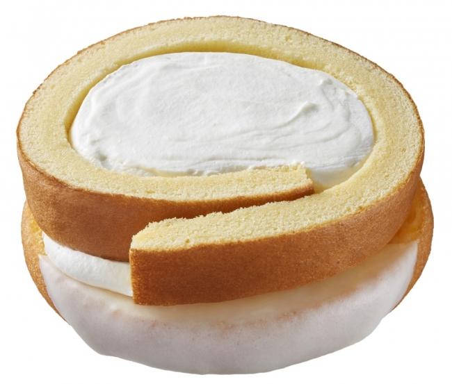 ミスドの新作メニュー「堂島ローナツコレクション」が7/5(金)発売♡ ミルククリームにこだわった逸品を召しあがれ♪_2