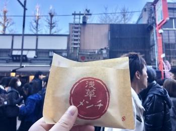 浅草食べ歩きグルメ2019!!