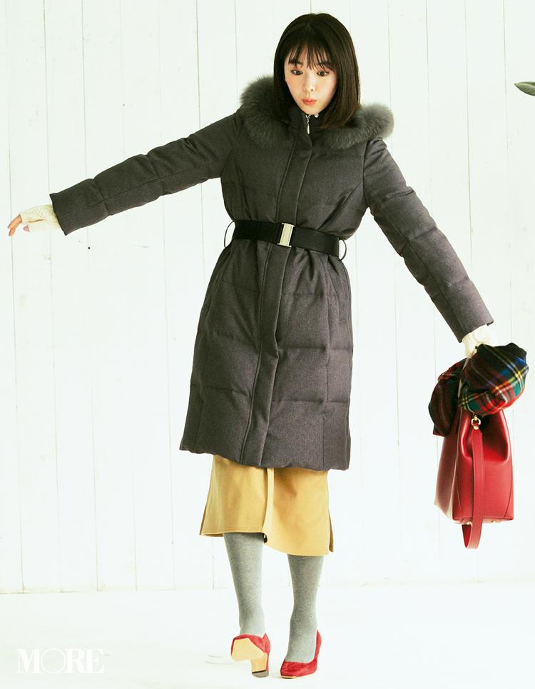 冬のおすすめ【ストールコーデ】 | 20代ファッション・レディース・おしゃれ_1_4