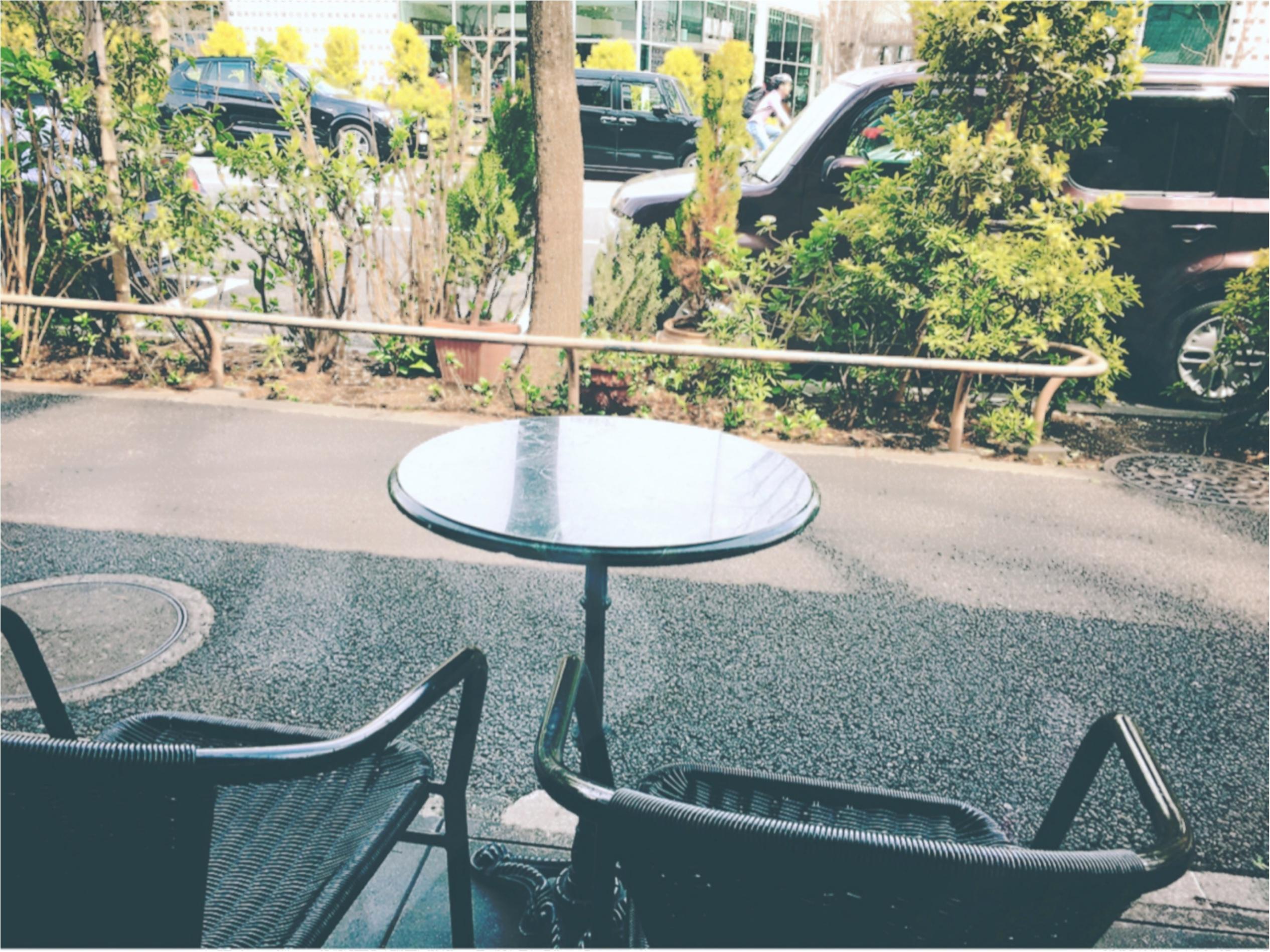 代官山★ドラマでもよく見るカフェでブランチ!_2