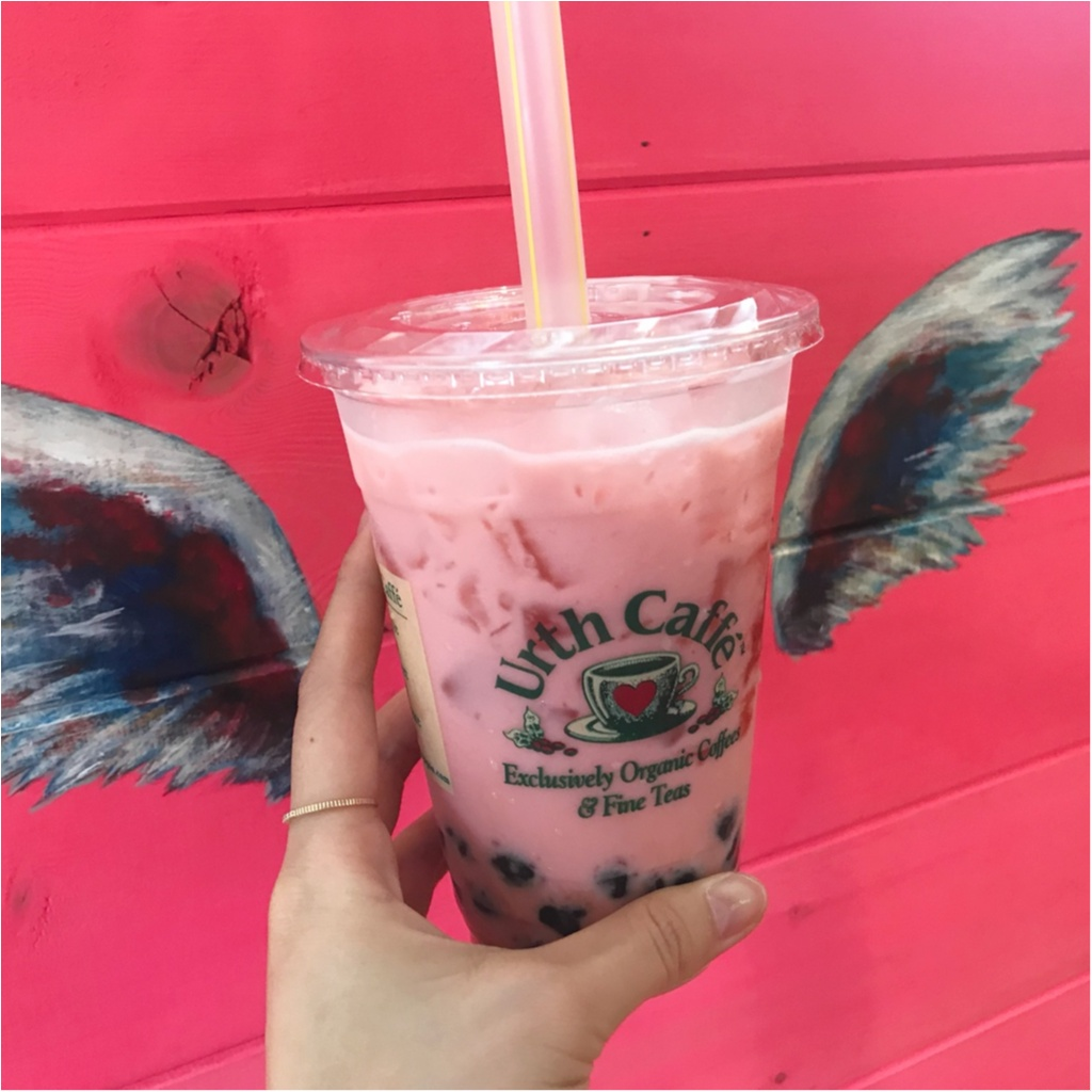 【Sweets island Photogenic Award】in横浜!今週末まで!Urth Caffeのピンクが◎_2