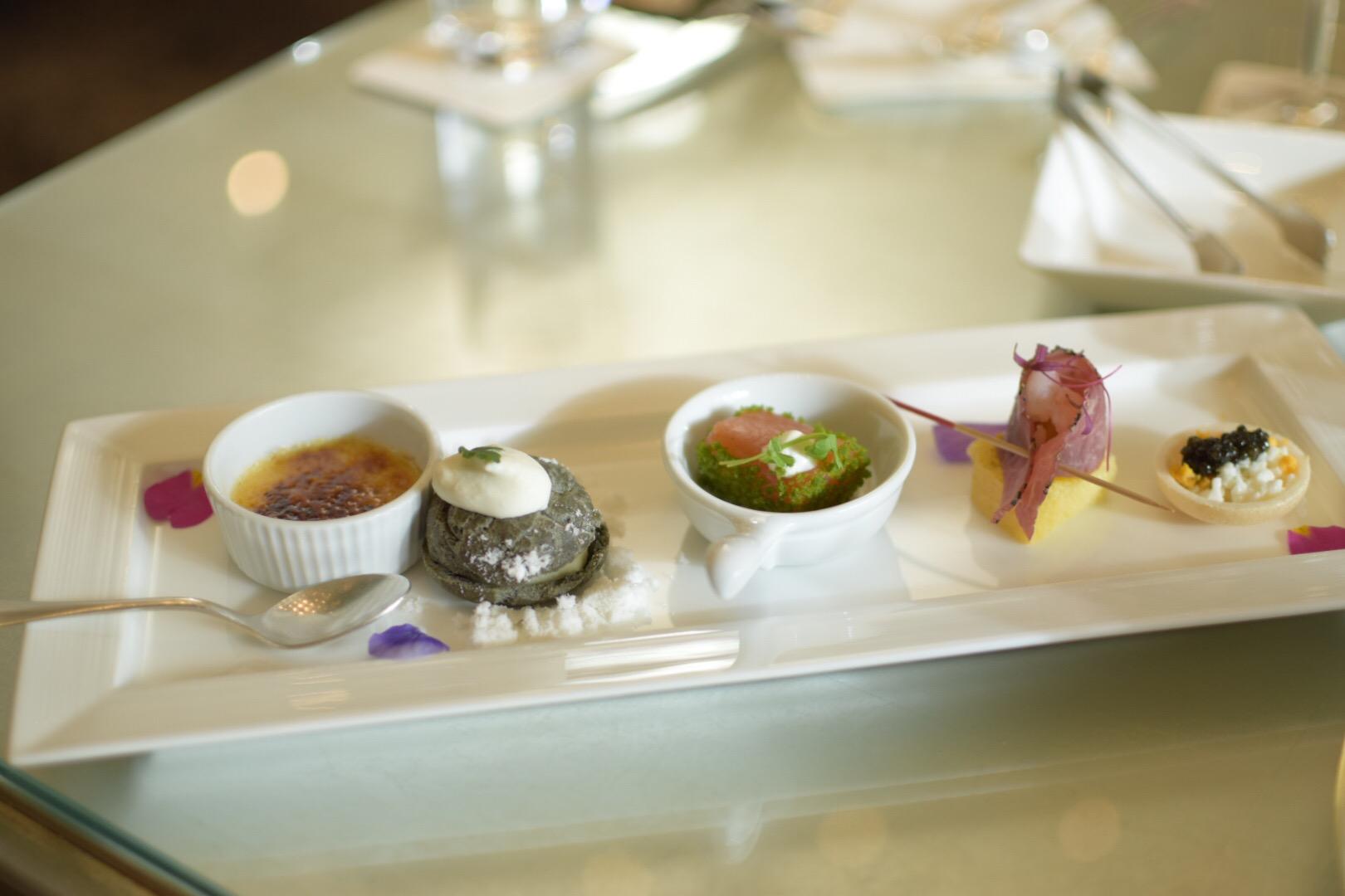 【名古屋】サーウィンストンホテル 幸せのピンクベア付きいちご&ローズアフタヌーンティー_4