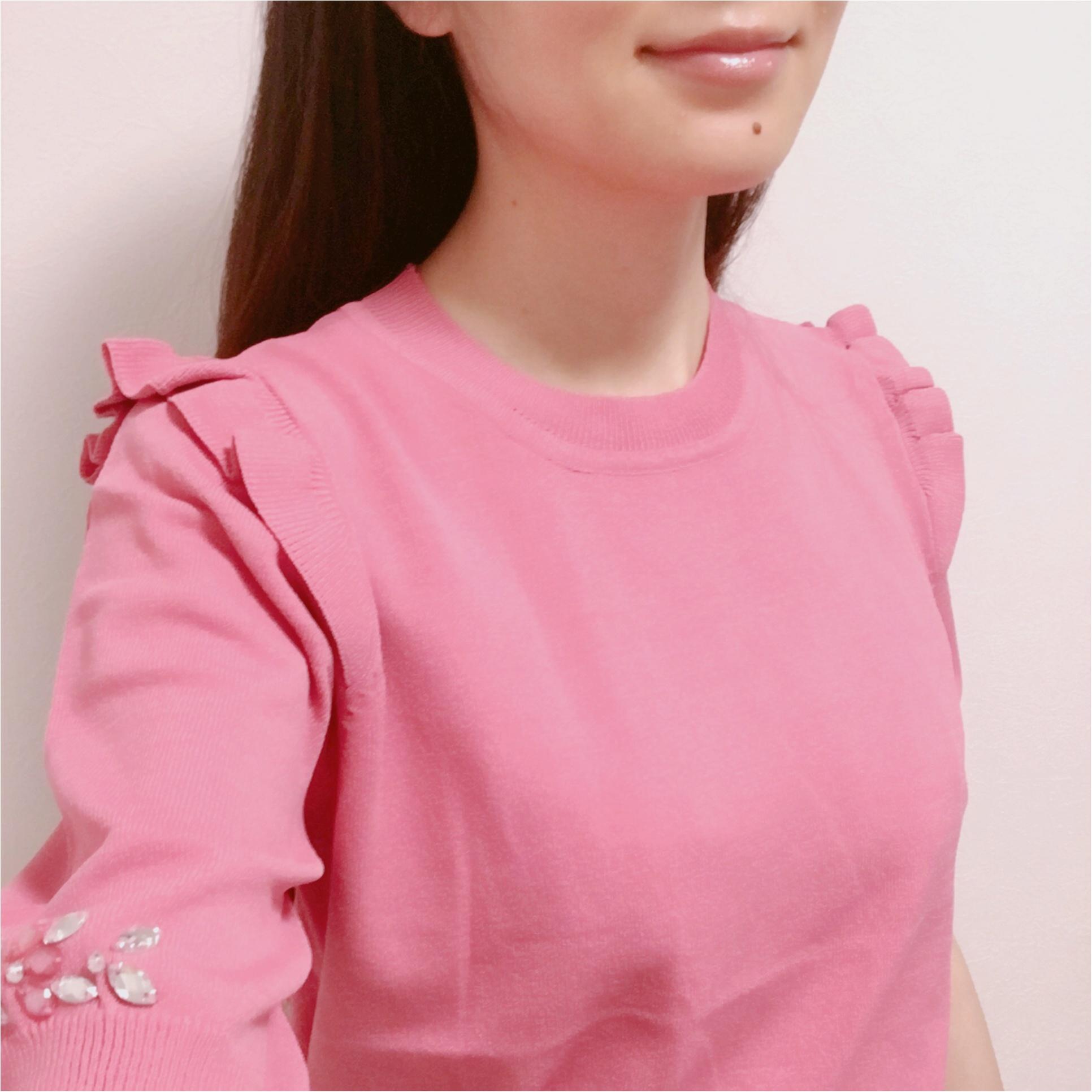 《 やっぱりピンクが好きっ♪》 toccoで叶える大人かわいいピンクコーデ♡_1