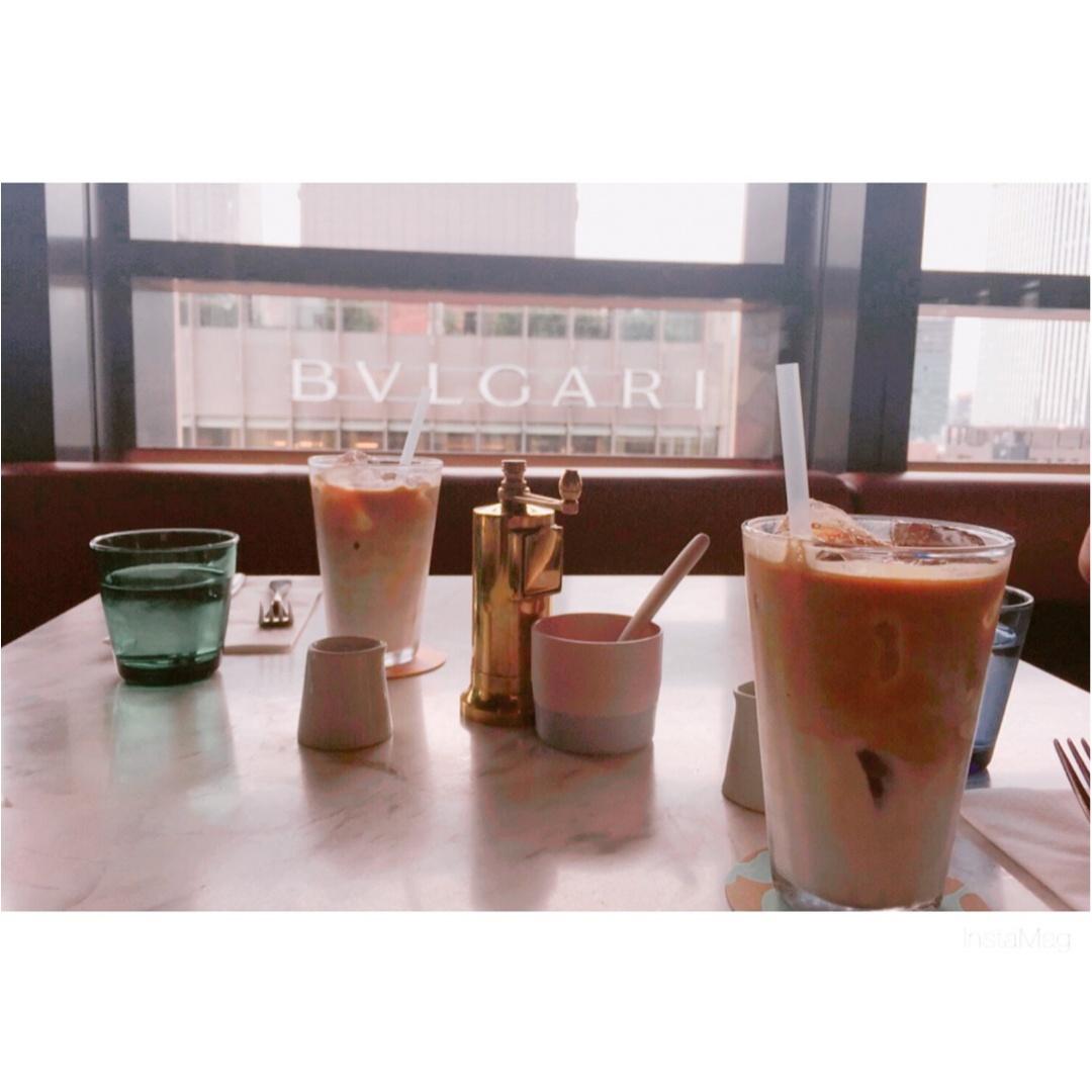 【世界一の朝食】で有名な、bills銀座店へ♡♡_4