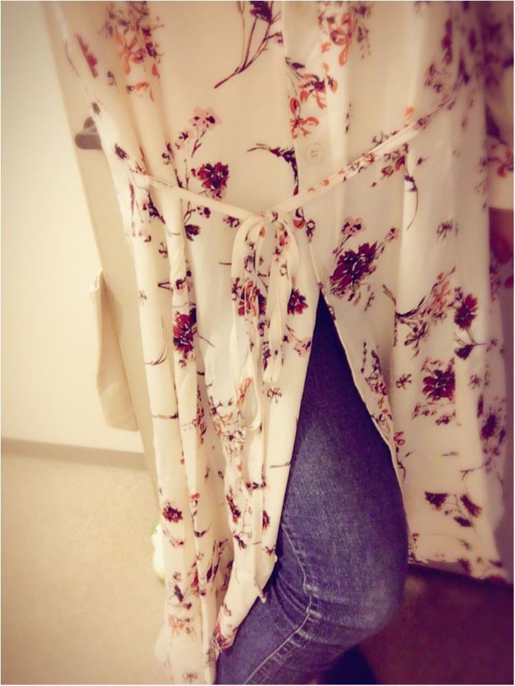 【ファッション】今熱い通販プチプラ花柄ワンピが可愛すぎてヘビロテbyじゅな_7