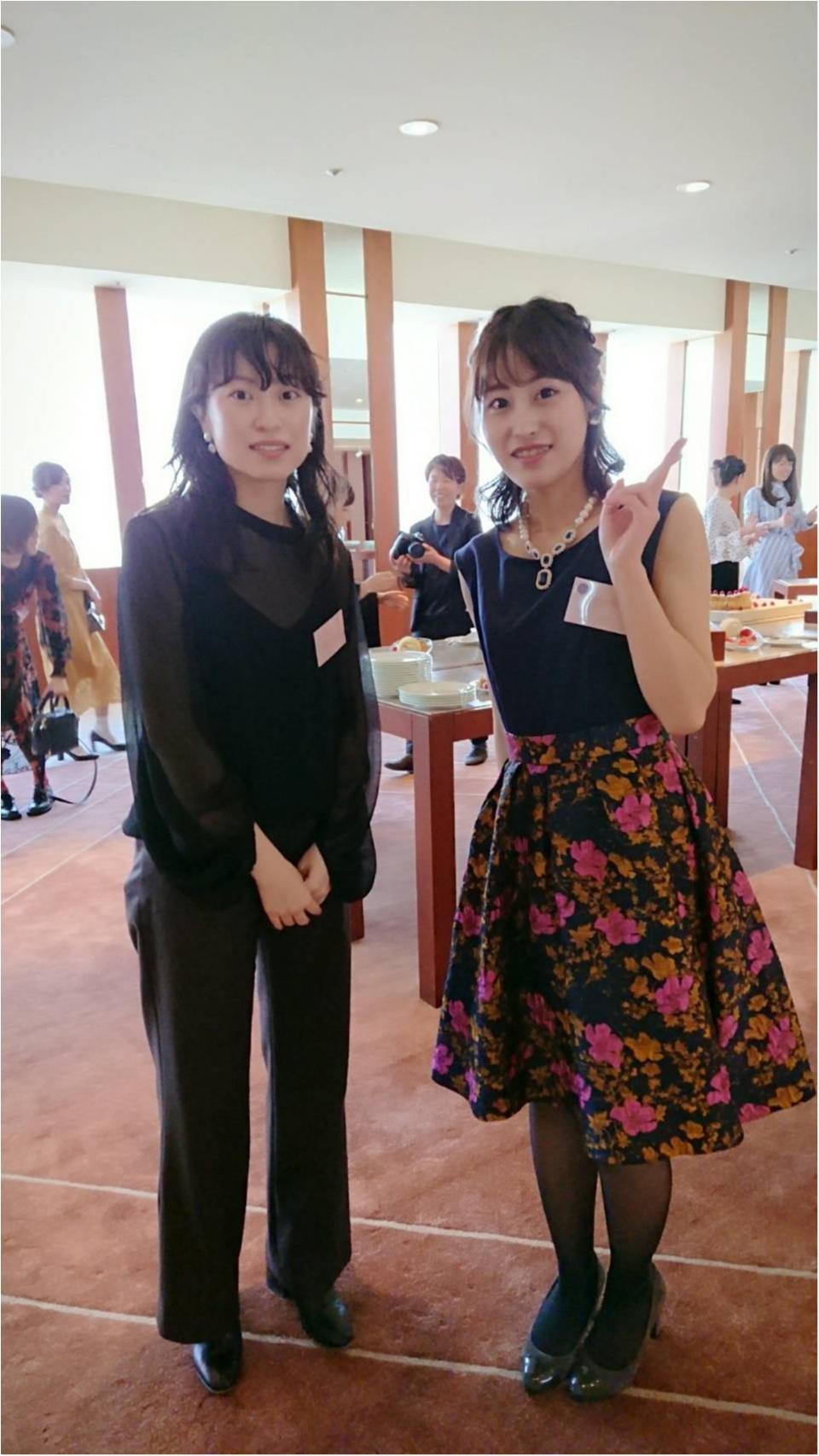 【MORE大女子会2018】一度にモアハピ部の皆さまと交流出来る華やかなオフ会♡イベント♡素敵なプレゼントまで_5