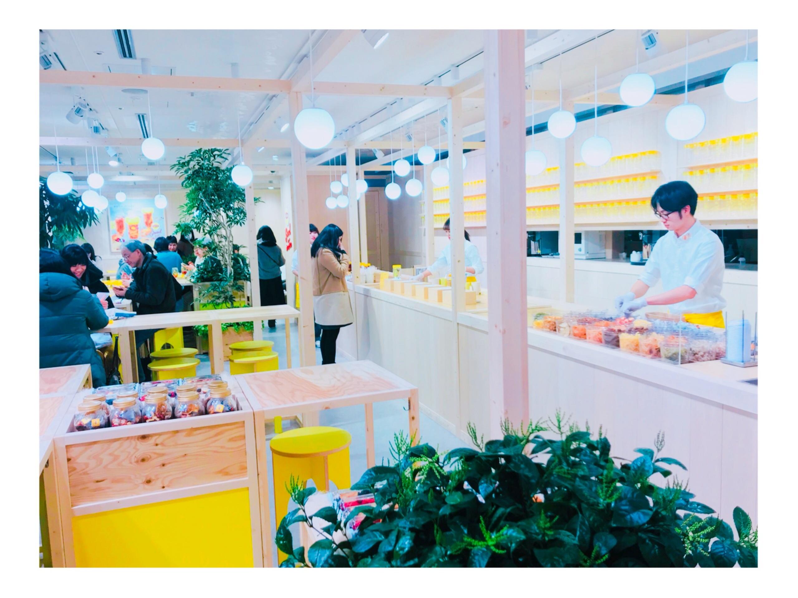 """【表参道】人気の"""" Lipton Good in Tea """"が期間限定で2018年も開催!終わる前に急げー♪_1"""