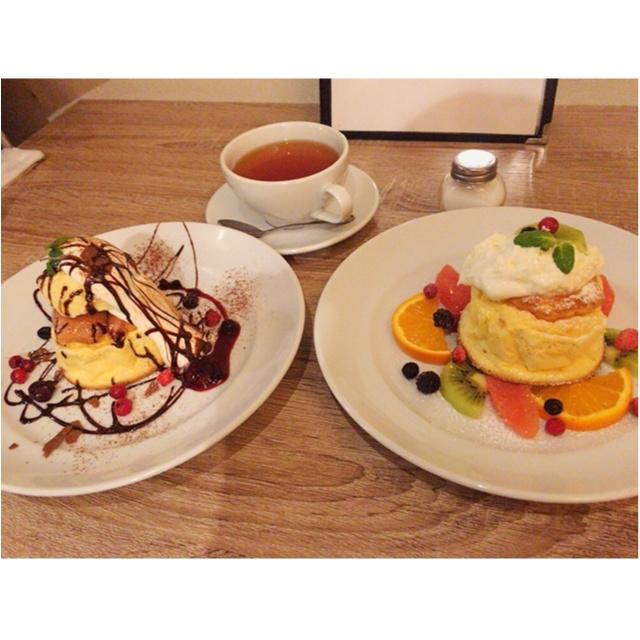 川越の可愛いカフェ♡フォトジェニックなパンケーキも食べれます!!_3