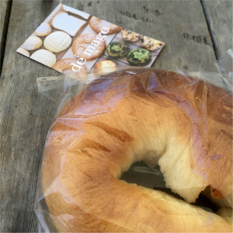 明石で見つけた!ベーグルが人気なパン屋さん♡_2