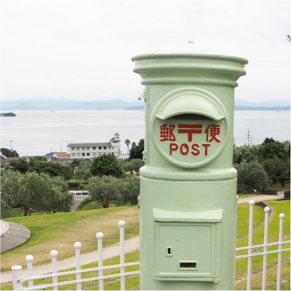 エンジェルロードとフォトジェニックなかわいいポスト!小豆島はフォトスポットがいっぱい♡_3
