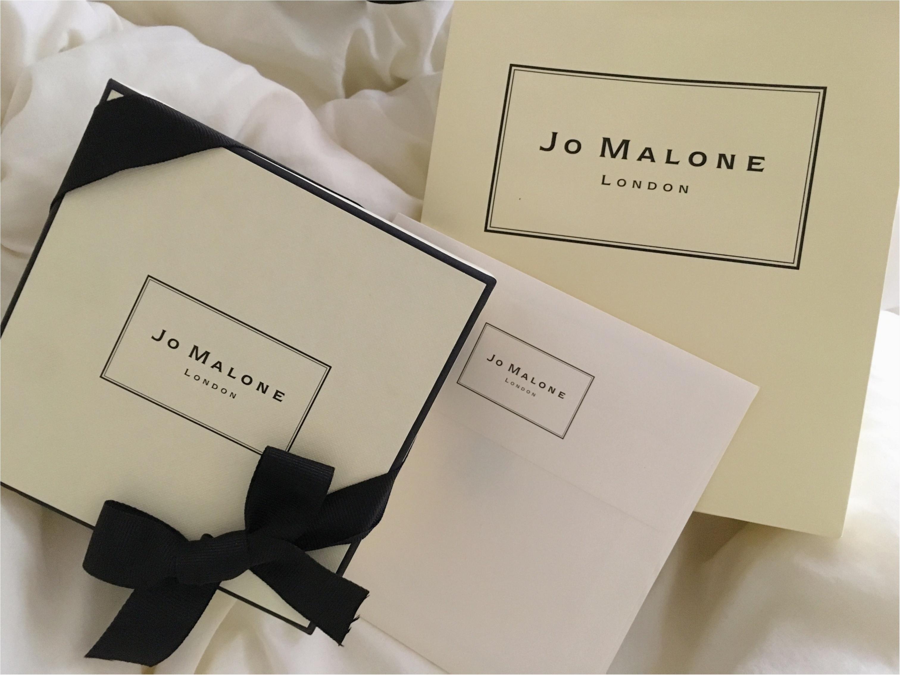 ★【JO MALONE】で最高の癒しタイム♩こんな贅沢アイテムがあること知らなかった〜!最高のクリスマスプレゼント♡_1
