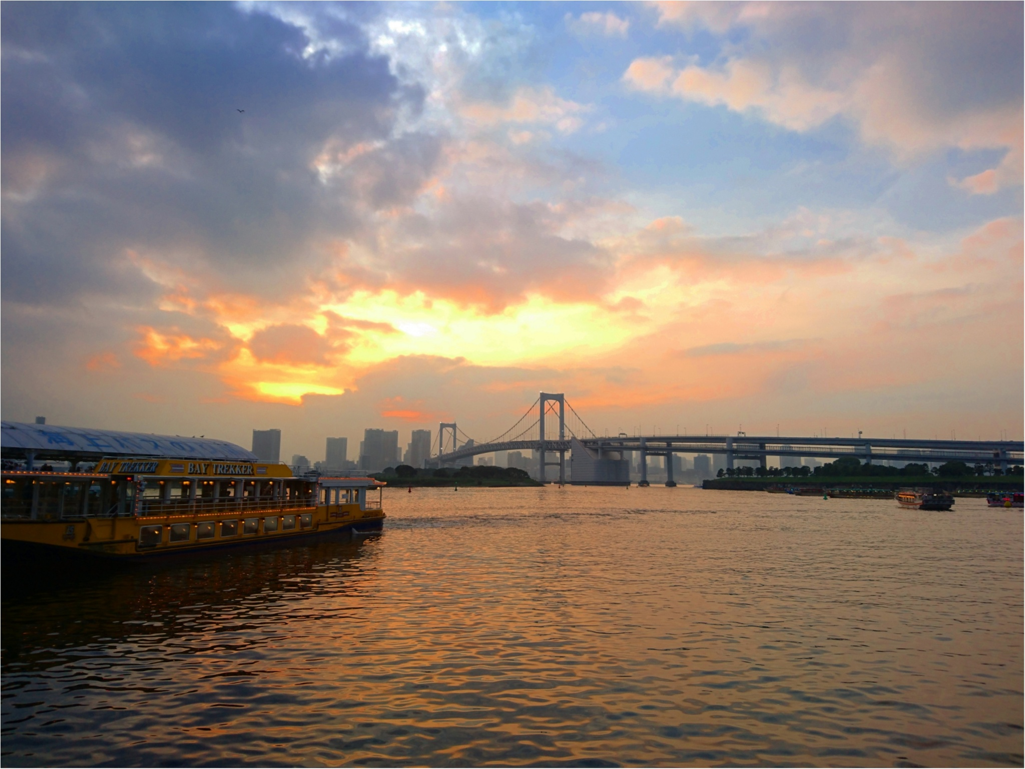 【イベント】海の灯まつり in お台場 2016_1