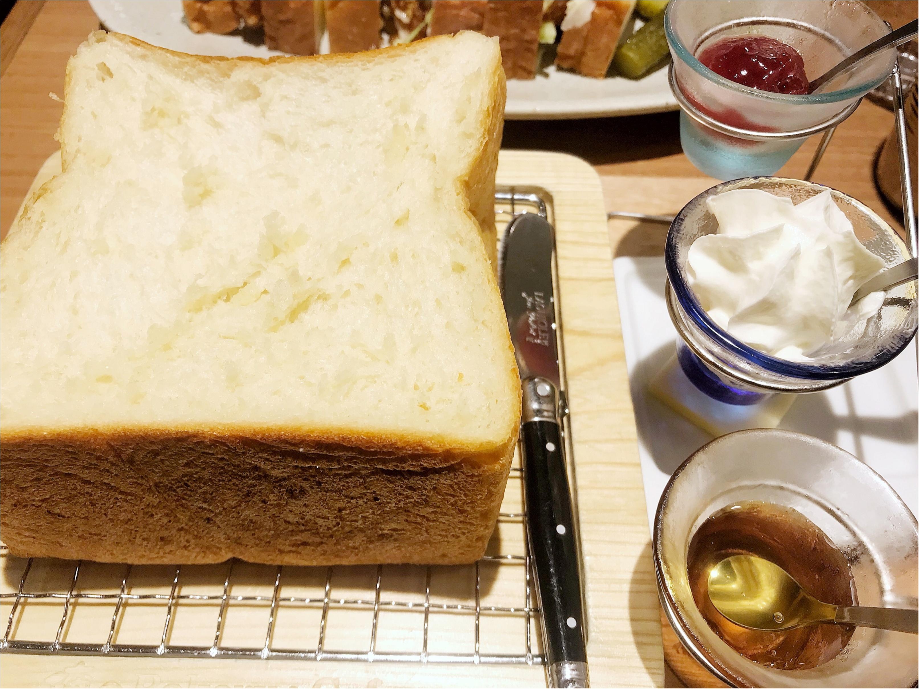《俺の〜》シリーズのベーカリー♡ふわっふわのパンがたまらない!!_3