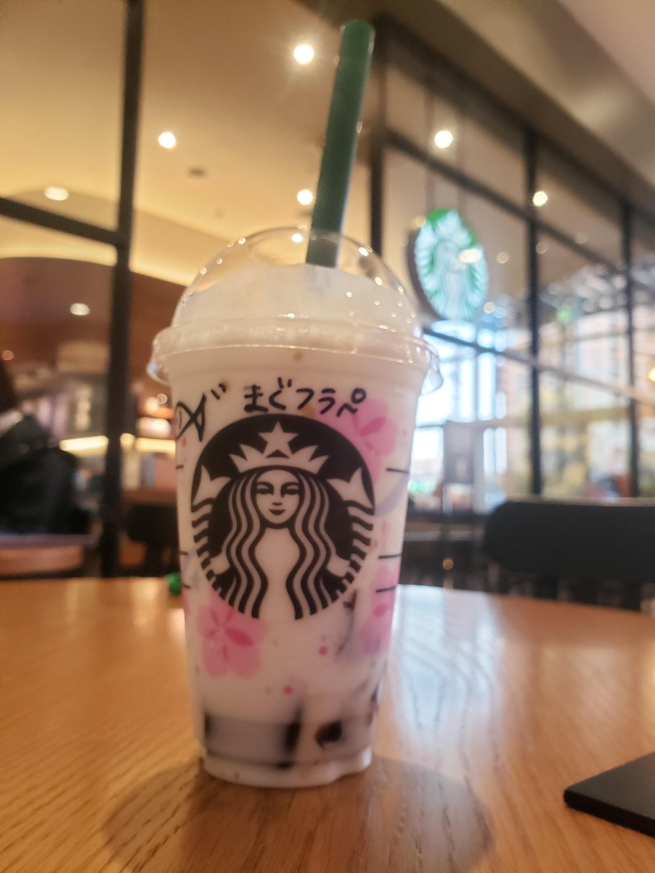 【スタバ】デザートになる!コーヒーゼリーカスタマイズ☆_1