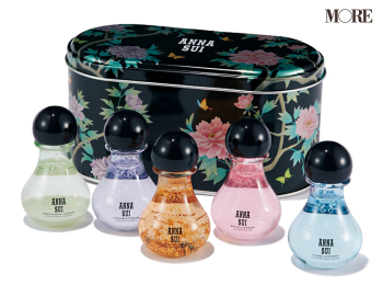 『アナ スイ』の「ミニ ローション キット」をライター井上がお試し! 乾燥やベタつきなど、肌状態に合わせて使える化粧水セット