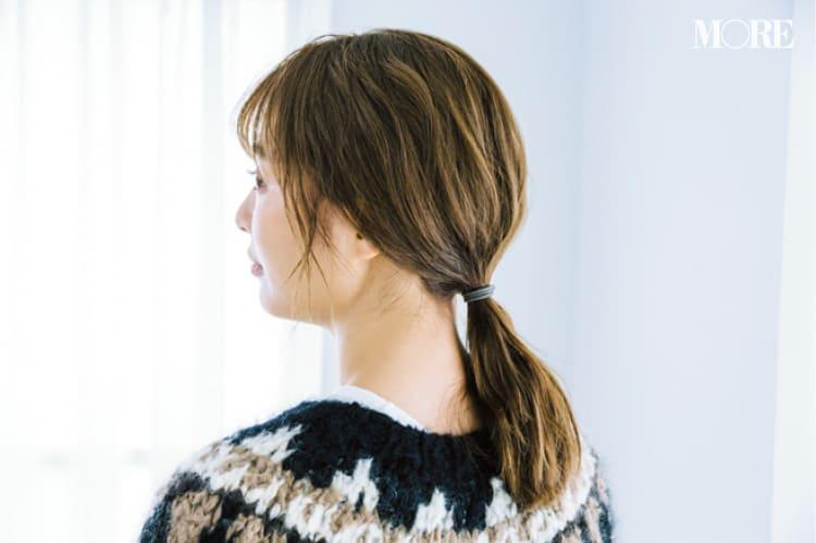 《2019年版》服装に合う髪型まとめ - ニットやワンピースなどファッションに合わせるヘアスタイル&簡単ヘアアレンジ方法_6