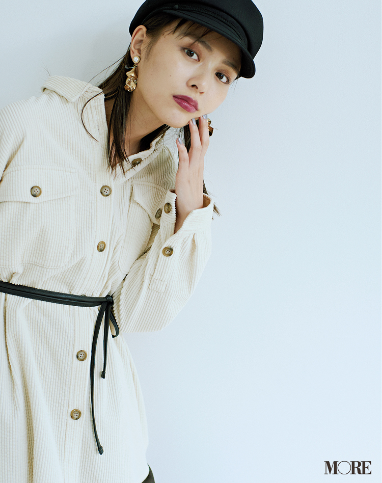 「白い服で細見え」ってこんなに簡単なの!? ヘアアレンジやサイズ選びで劇的スッキリ♡ PhotoGallery_1_2