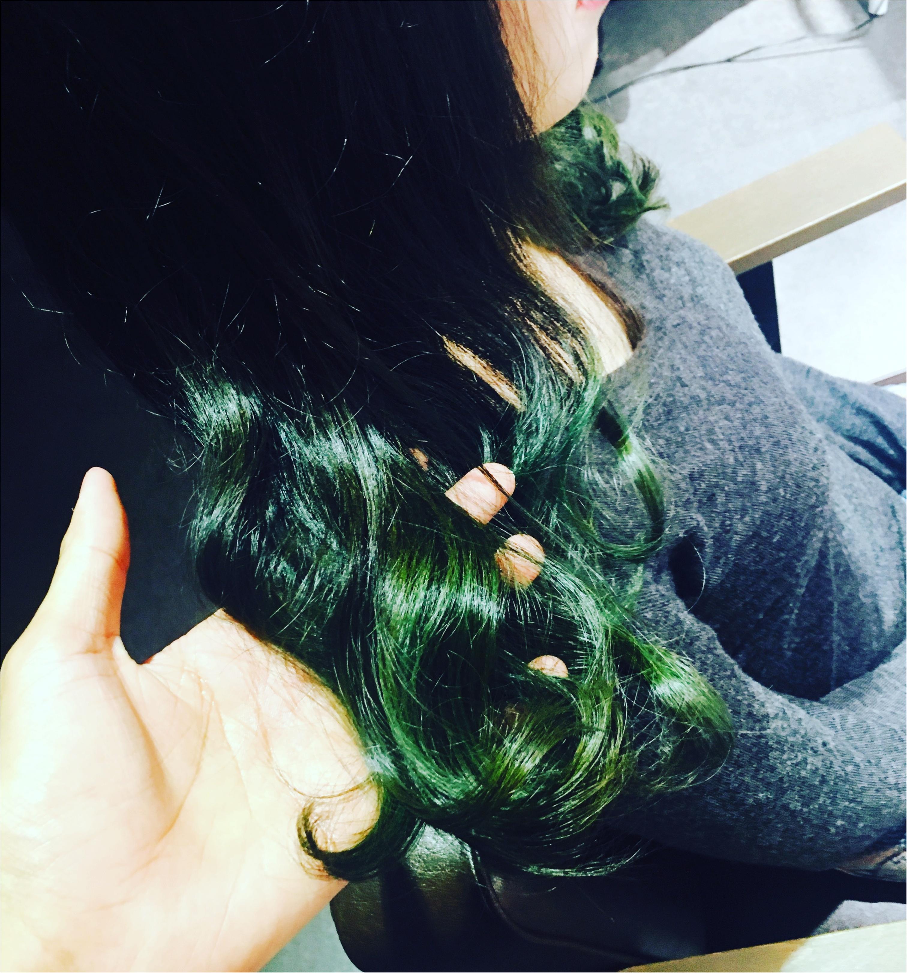髪を切りました♡_1