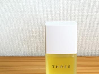 寝ている間に、健やかな肌へ。『THREE』の新しいオイル美容液が眠りを変える!