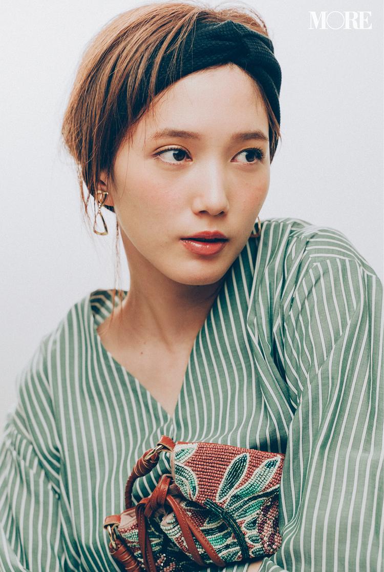 本田翼をお手本に♡ 「この服にはこのアクセ」、2019夏の最新版!_5