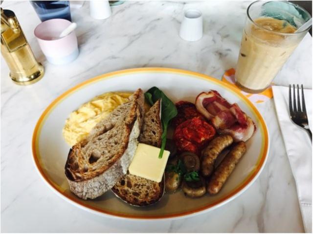 【世界一の朝食】で有名な、bills銀座店へ♡♡_11