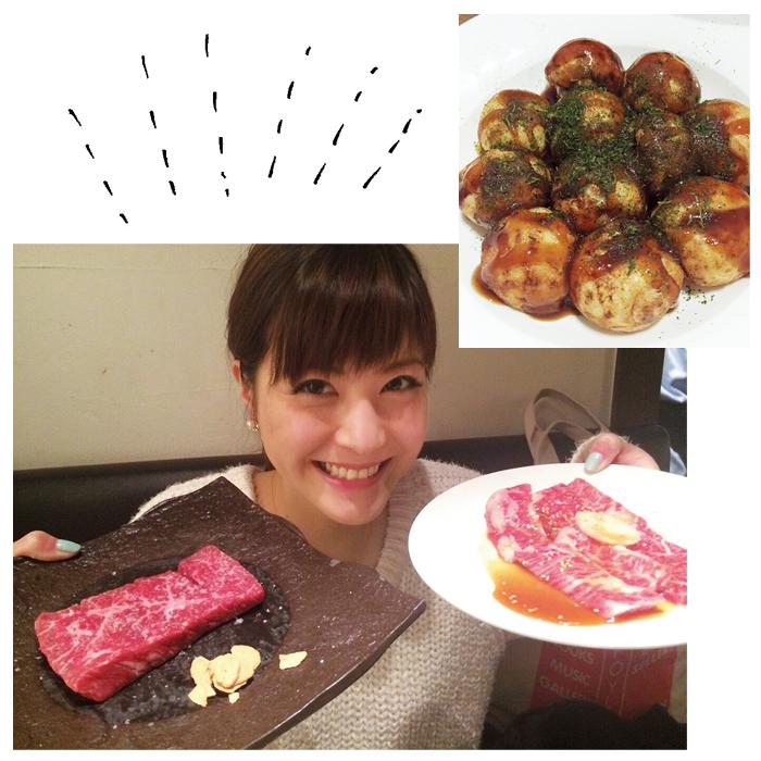 【佐藤ありさのデジレポ】最近食べたおしいしいもの♡_1