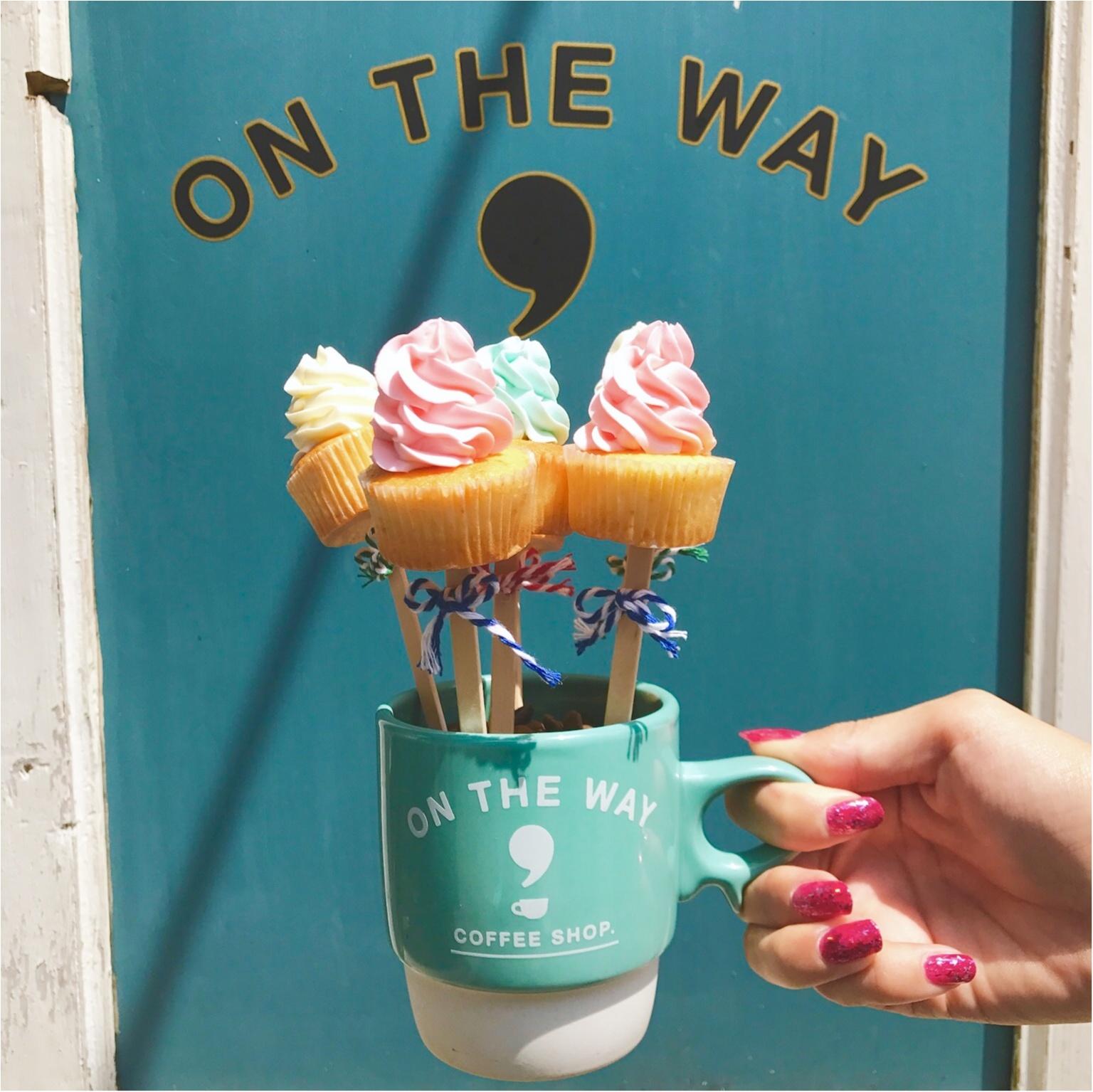 【FOOD】写真映え◎かわいい♡! On The Way のミニケーキ⋈_2