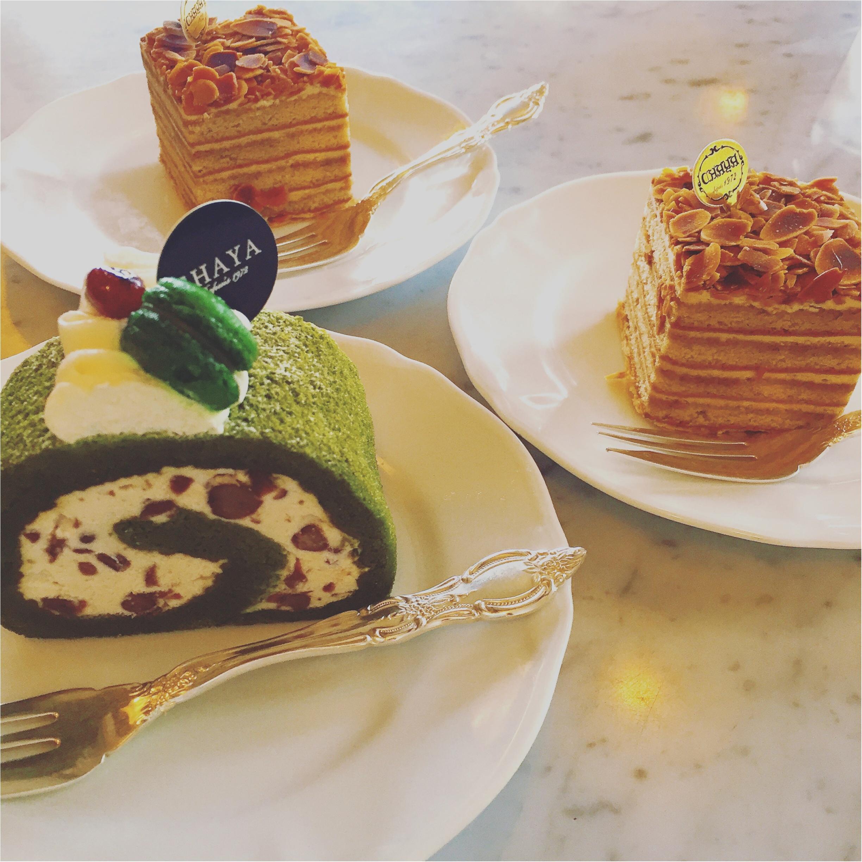 【神奈川・葉山本店】パティスリー ラ・マーレ・ド・チャヤ♡葉山本店限定&新作ケーキを食べました♩≪samenyan≫ _8