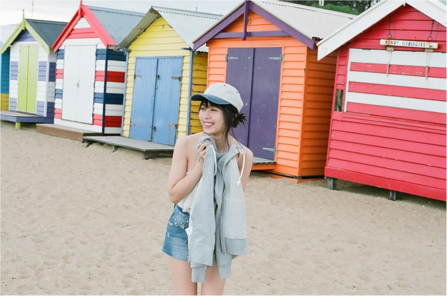 今日が25歳のバースディ! 女優・有村架純さんがセルフプロデュースの写真集を発売します!【5/9(水)発売予定】_2_3