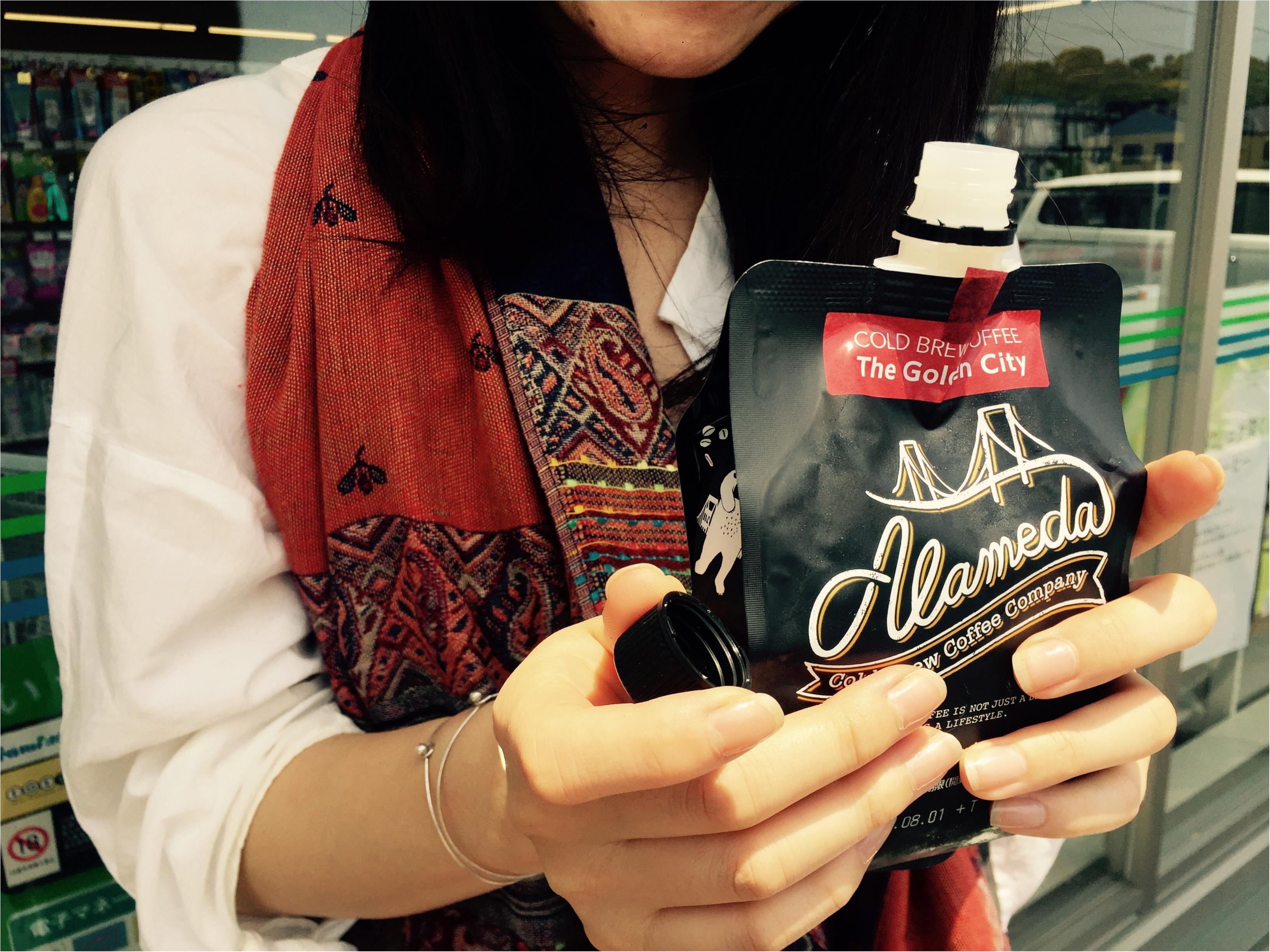 コンビニで発見!低温抽出が決め手のAlameda Cold Brew Coffee♡_3