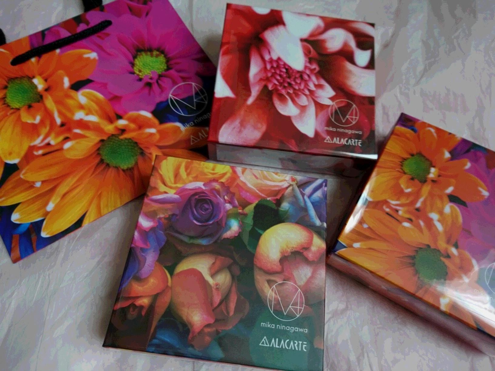 自分用バレンタインチョコは…蜷川実花さんコラボ・スペシャルパッケージのALACARTEチョコ♡_1
