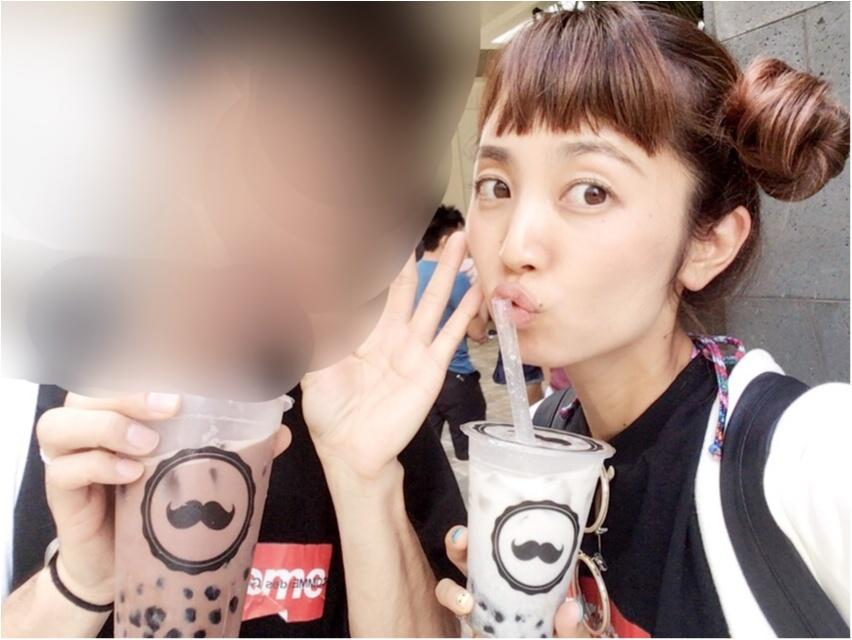 ヒゲマークがカワイイ♡●●で飲めるタピオカミルクティー「Mr.Tea Cafe」_4