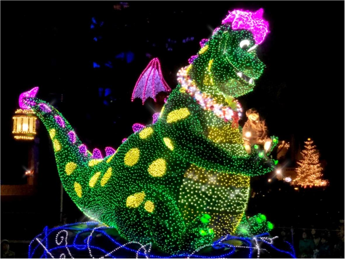 【ディズニー・クリスマス】夜のパークの楽しみ方!クリスマスのオススメを紹介します!_4