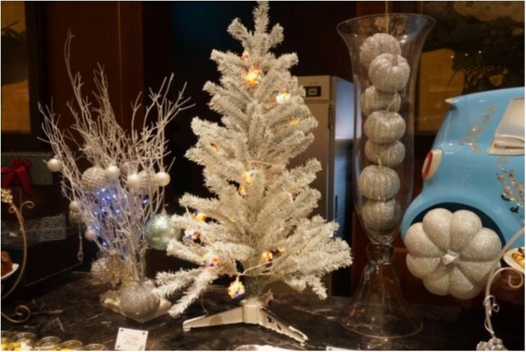 【ヒルトン×シンデレラ】クリスマスにぴったり!《超フォトジェニックなスイーツビュッフェ》が可愛すぎる❤️_4