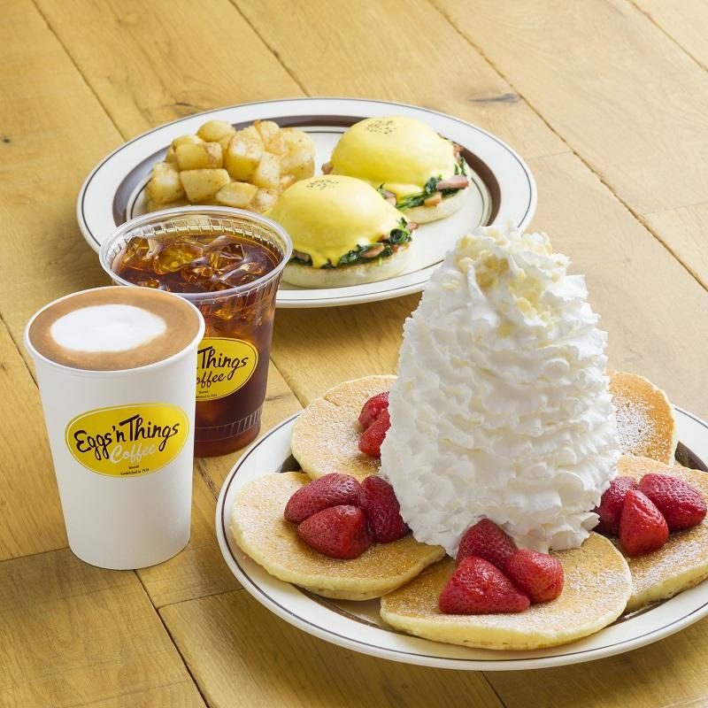 ブランド初のカフェ「Eggs 'n Things Coffee」が、「高崎オーパ」にやってくる!!!_2