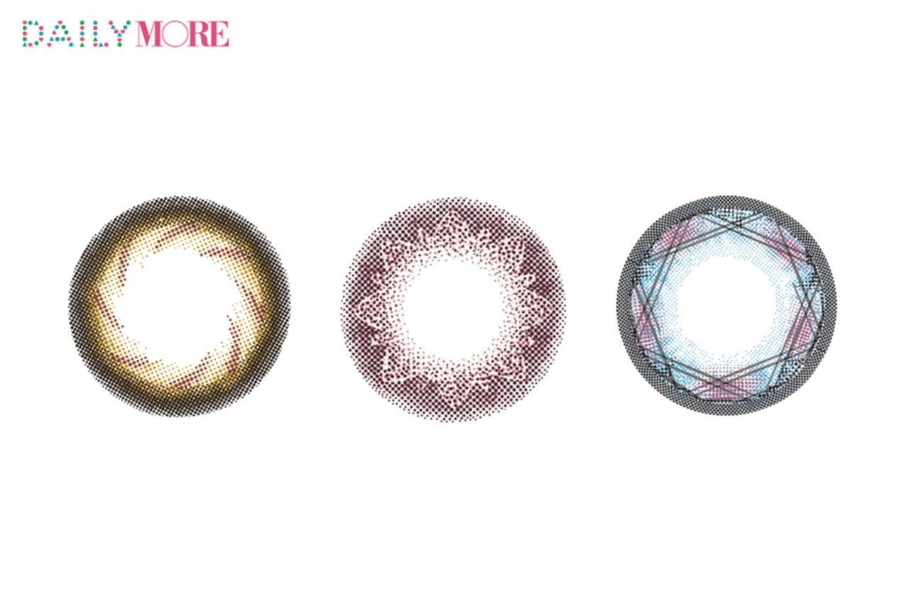 輝くまなざしで惹きつけて♡ 話題の『エマーブル』の デザインサークルレンズ_2