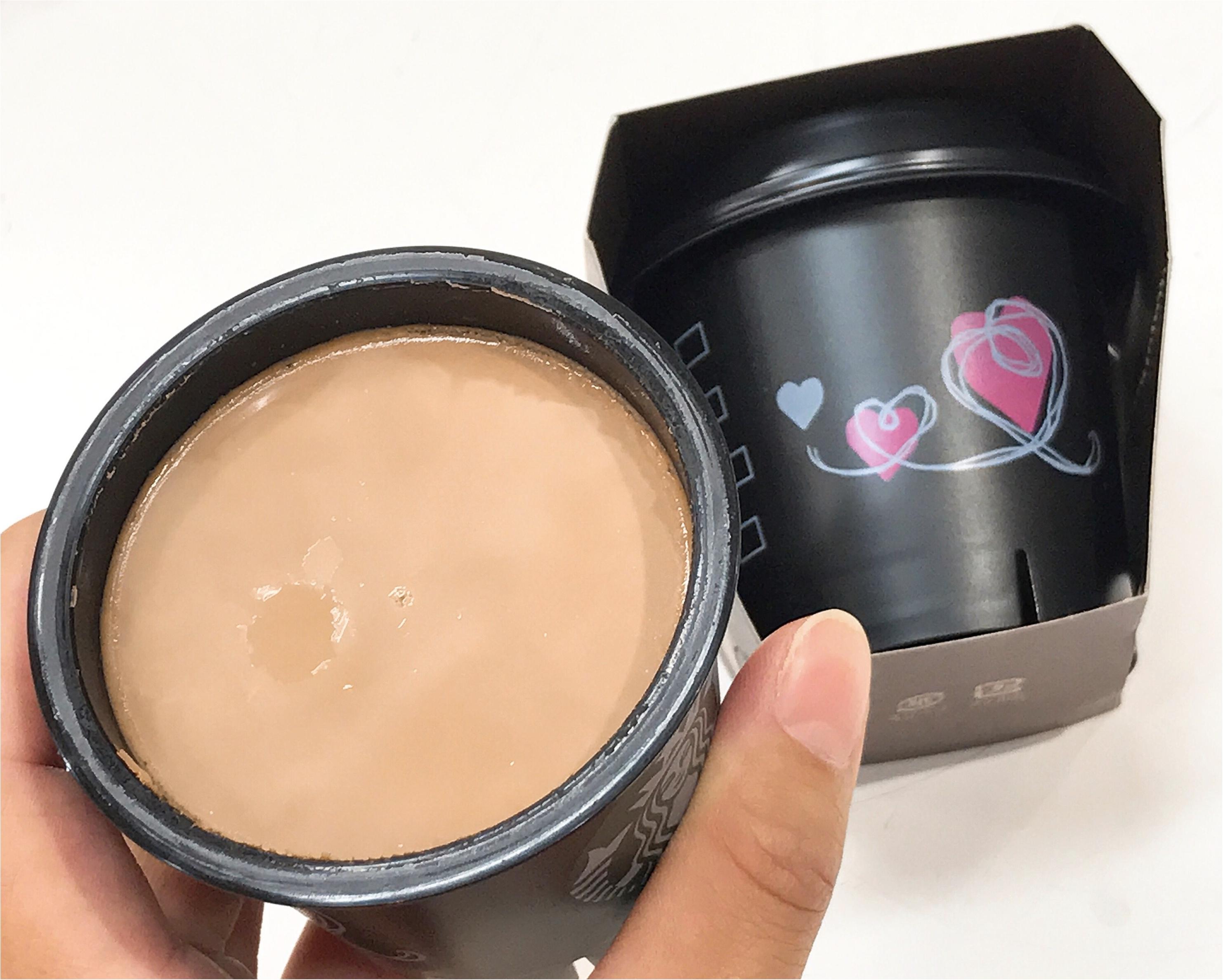 《今だけの限定‼︎》スタバの超人気【チョコレートプリン】のカップが可愛いバレンタイン仕様に♡食べ終わった後のプリンカップの活用法も教えちゃう( ´艸`)_3