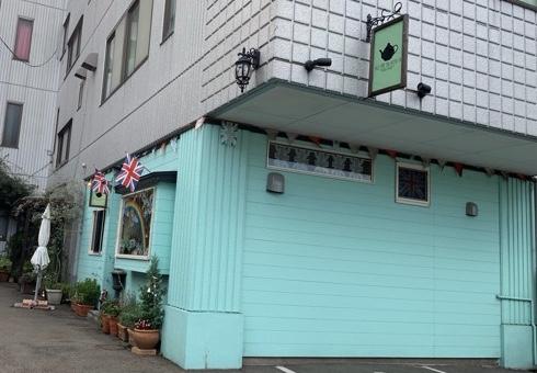 【みおしー遠征ログ❤︎宮城】仙台で発見!カフェ「POLLY PUT THE KETTLE ON」が映えすぎる♡_1