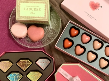 今年のバレンタインどうする?見た目もかわいいチョコレートが大集合!!