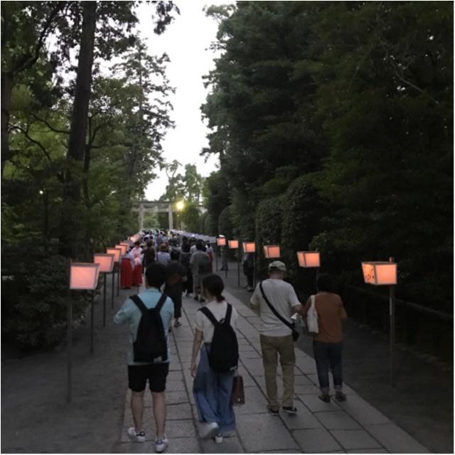 《カメラ女子、必見!》夏の夜を涼しげに♪鎌倉のぼんぼり祭りは9日まで!_5