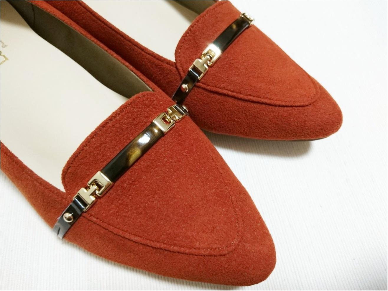 【ファッション】上品で女性らしいデザインに加え、幅広いサイズ展開が魅力 ! 『Le Tolon (ルタロン) 』のお気に入りシューズ♪_2