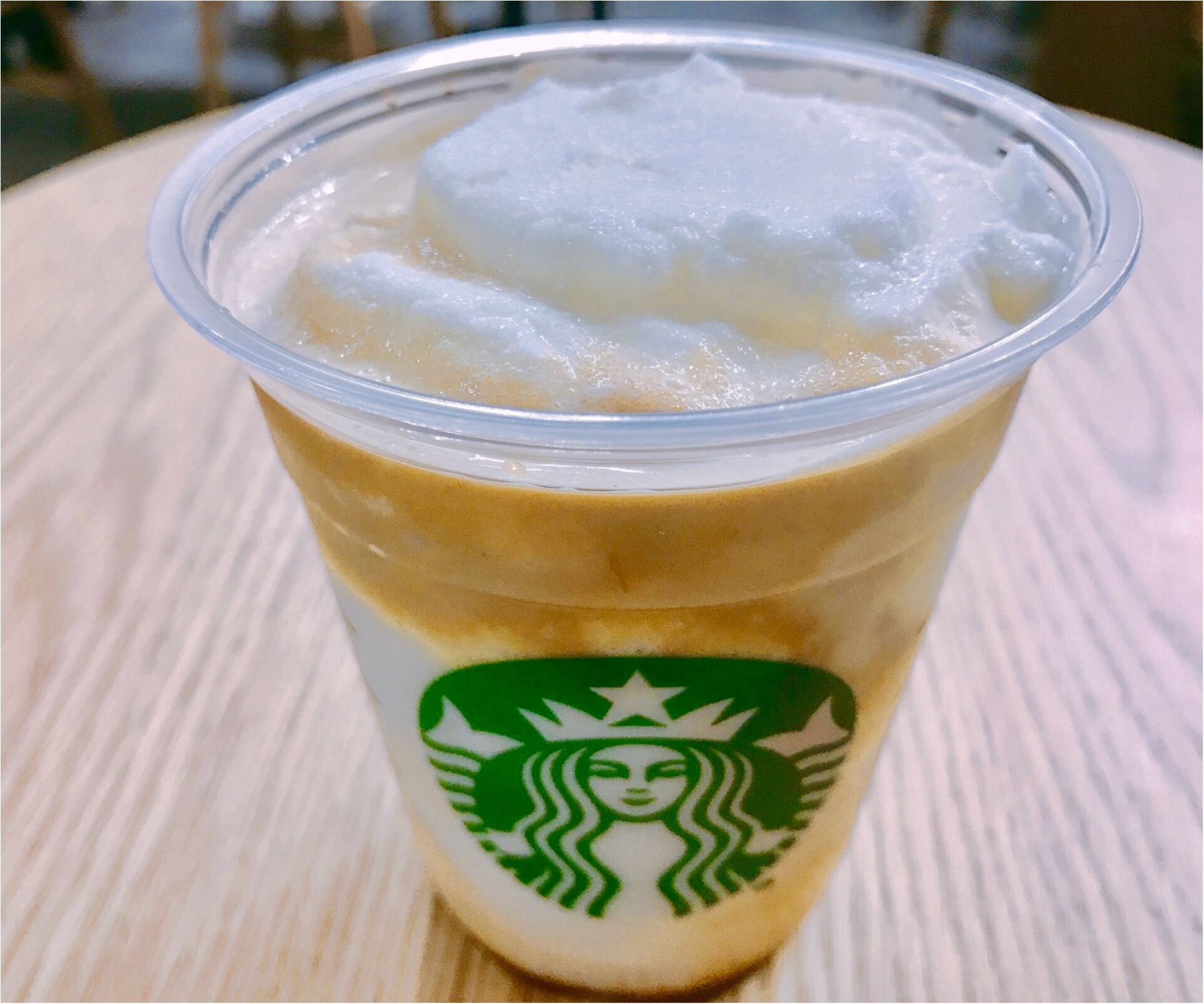 【スタバ】コーヒー好きにはたまらない!スタバ至上最もエスプレッソ感の強い《エスプレッソ アフォガート フラペチーノ》が新登場❤︎なんと今回は全サイズ対応!カロリーが気になる方も◎_2