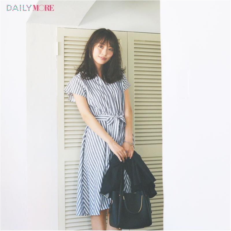 【ウエスト&二の腕、気になる部分をすっきりキレイに!】¥5900のコスパ最高ワンピが「Flower Days」に登場!_2_1
