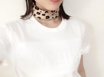 コスパ最高!《GU》レオパードプリントスカーフ♡