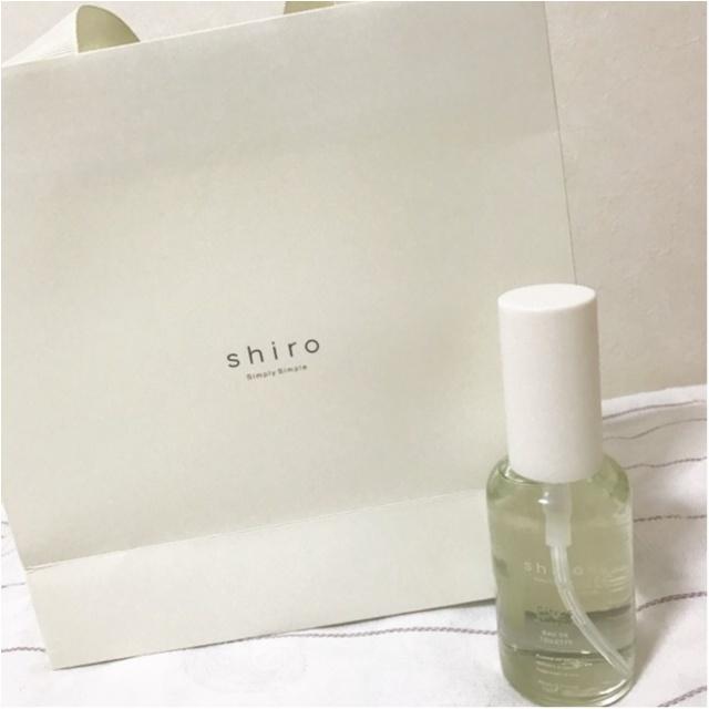 夏らしい匂いでテンションあげてこっ♪この夏のフレグランスは《shiro》の【期間限定】シトラスサボンがおすすめ♡_1