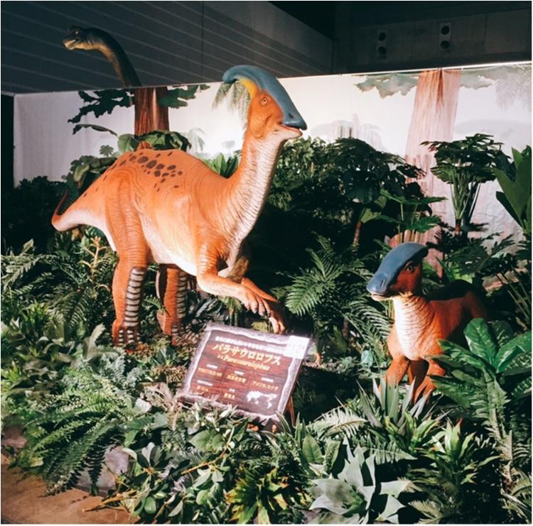 【9/3まで】大人も子供も楽しめる!!大迫力《横浜恐竜展2017》で動く恐竜の森を体験♪_11