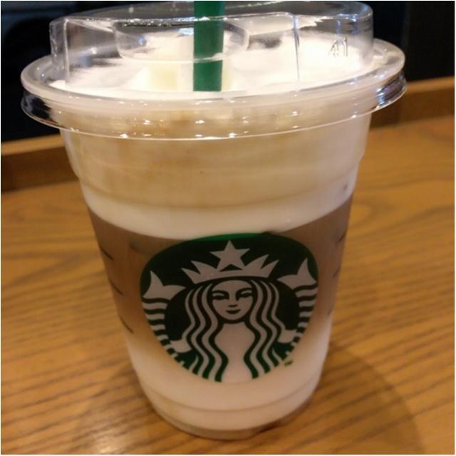 <3/15発売>#白いコーヒー体験!スタバの新作はフワフワもっちり+ホワイトな新食感コーヒー♡_2