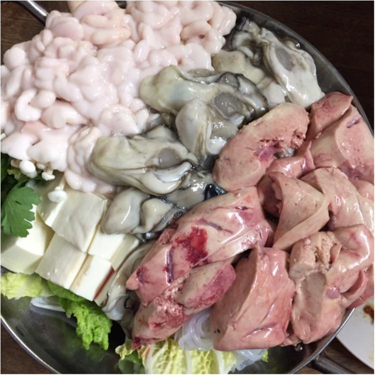 【あんこう・牡蠣・白子!!】フォトジェニック?!東京で食べられる痛風鍋TOP3!!_3