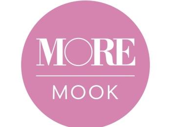 モア公式LINE MOOK『MORE MOOK』が1月27日配信スタート! 毎週月曜日に3本立て記事をお届け♪