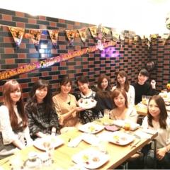 【♡女子会♡】モアハピ部10期でハロウィンパーティーしてきました!
